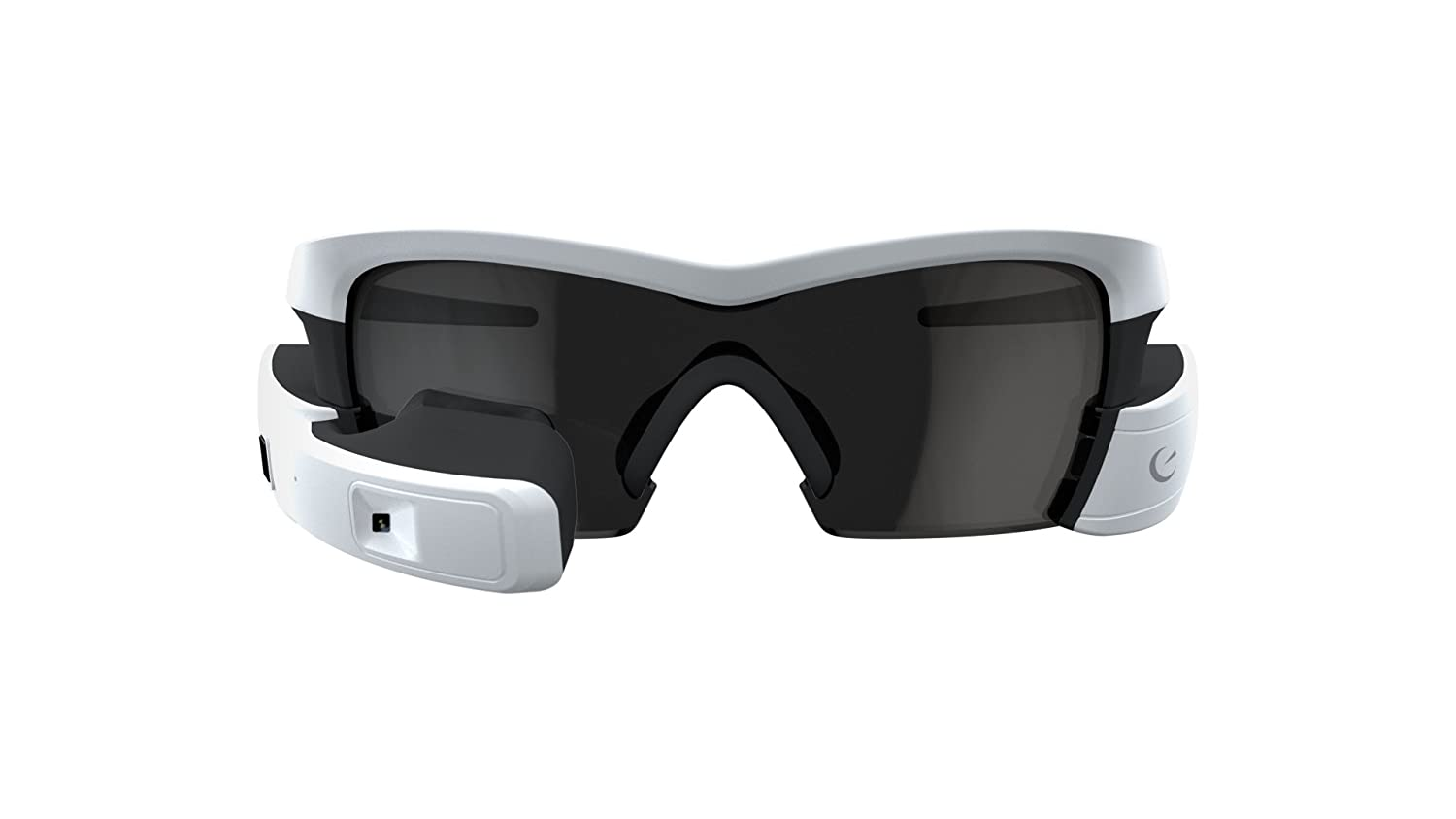 Amazon.com: Recon Jet Smart Eyewear for Sports and Fitness - White ...