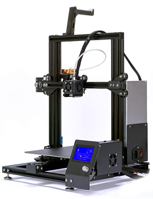 ADIMLab Gantry-S 3D Printer 32bit Main Board 230X230X260 Build Size with Resume Printing Function Filament Detector 24V15A Power Metal Extruder ...