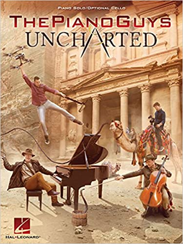 Amazon com: The Piano Guys - Uncharted: Piano Solo with