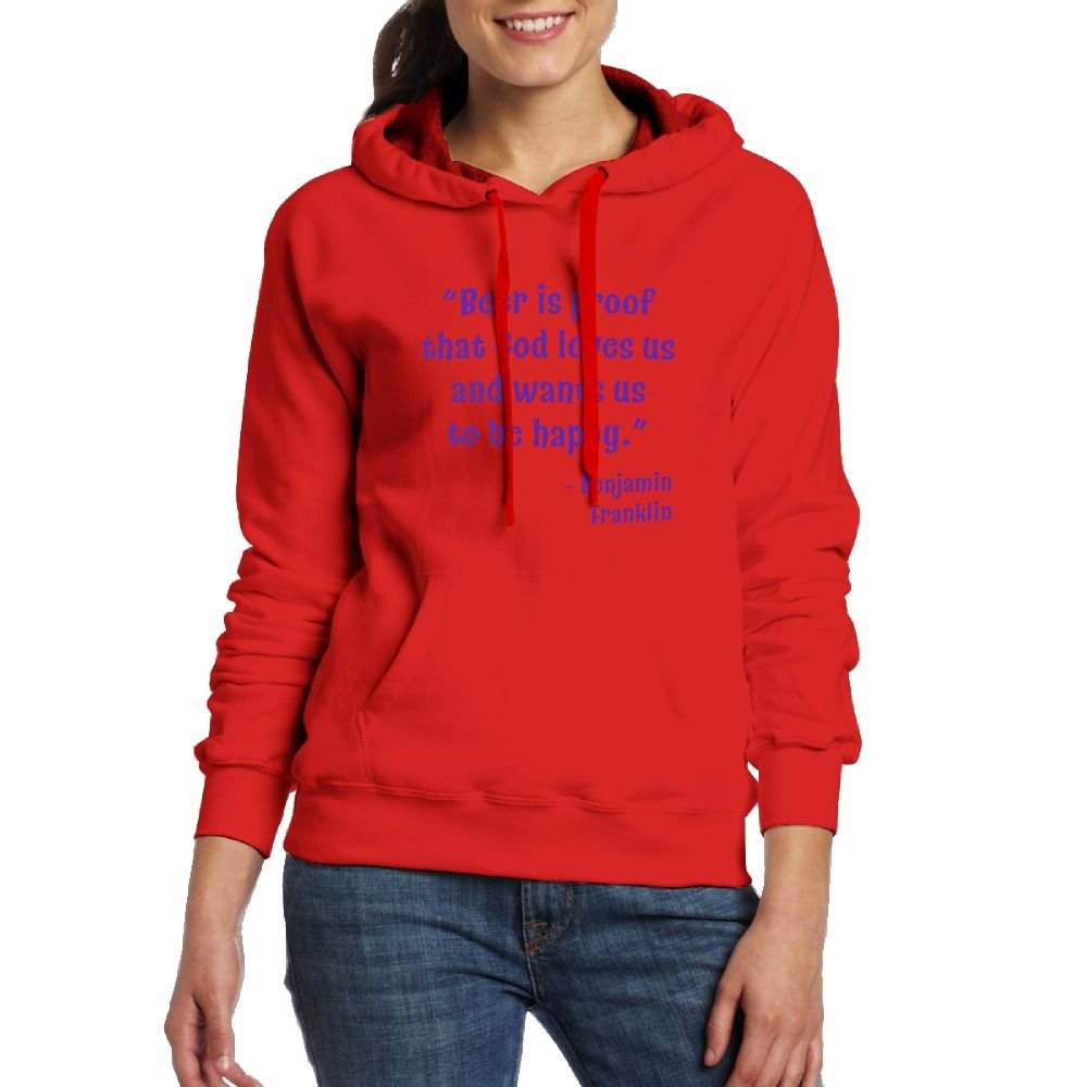Casual Long Sleeve Square Pattern Sweatshirt With Zipper Xdsbghhsnfre Funny Beer Quote Mens Stylish Hooded