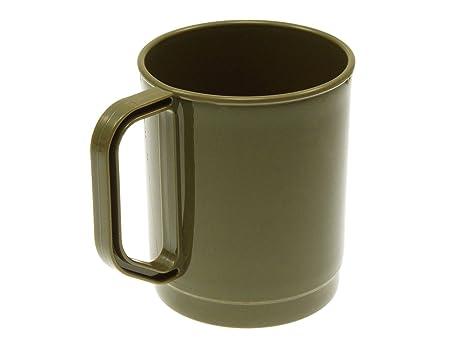Highlander – potable taza, polipropileno, 275 ml- od verde (apta ...