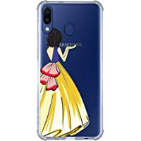 Capa Personalizada Samsung Galaxy M20 M205 - Princesa - TP203