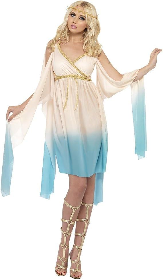 Disfraz de diosa griega para mujer disfraz de Helena de Troya ...