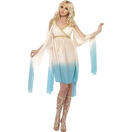 Disfraz de diosa griega para mujer disfraz de Helena de ...