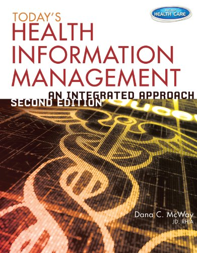 Download Today's Health Information Management: An Integrated Approach Pdf