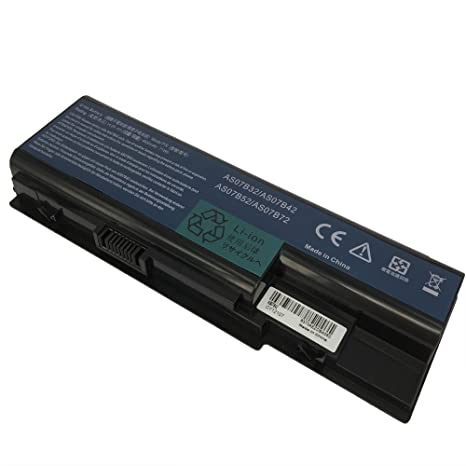 Generic 8 cell 14,8 V 4800 mAh AS07B42 – Batería para ordenador portátil ACER