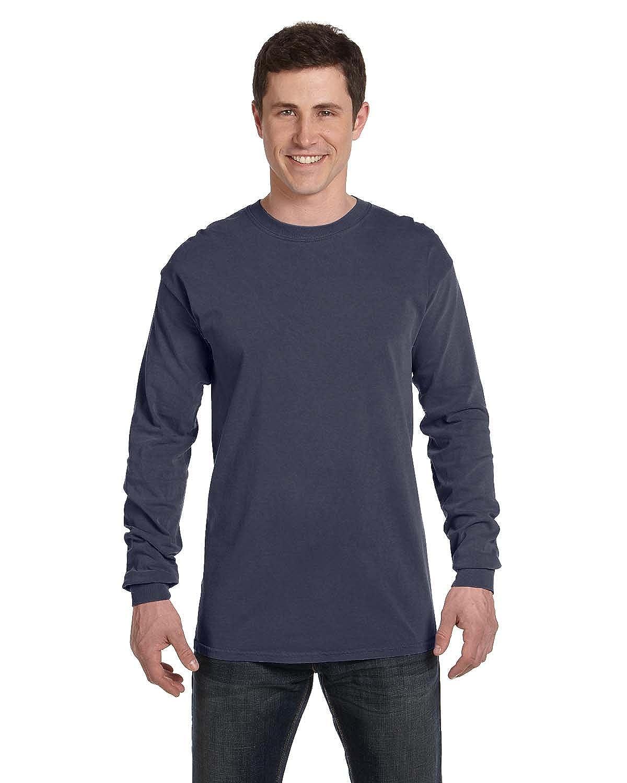Comfort Colors Chouinard Adult Garment Dyed Heavyweight Long Sleeve Tee