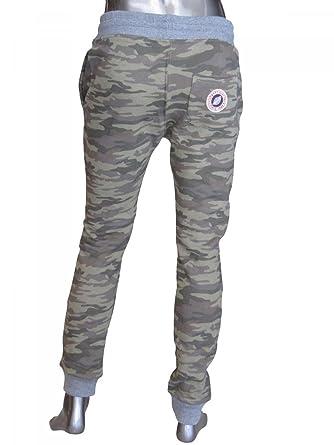 SWEET PANTS - Pantalon de jogging kid slim print camouflage kaki ado mixte Sweet  Pants  Amazon.fr  Vêtements et accessoires f0ba6afda26