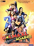Golmaal Again (Dvd) New Single Disc Dvd, Hindi Language, With English Subtitles, Released By Reliance