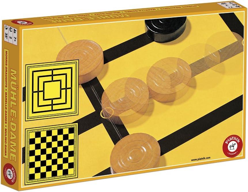Piatnik - Juego de habilidad, para 2 jugadores (importado): Amazon.es: Electrónica