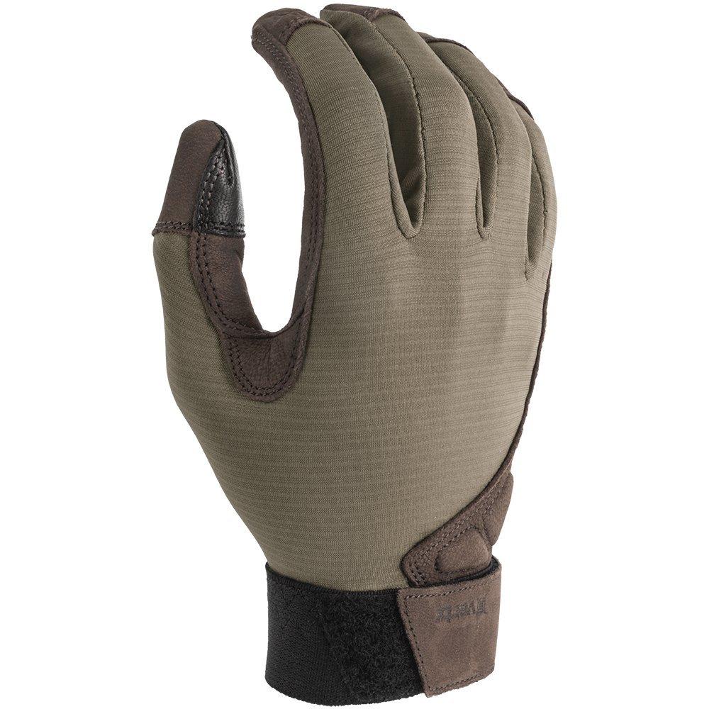 Vertx Vaporcore Shooter Gloves, Tan, Small