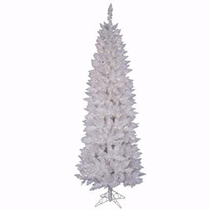 18881fa35eb2 Image Unavailable. Image not available for. Color: Vickerman Pre-Lit Spruce Pencil  Tree ...