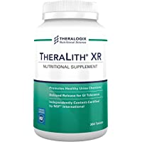 TheraLith XR Vitamin & Minerals Supplement | Gluten-Free | Extended-Release Formula | 90 Day Supply