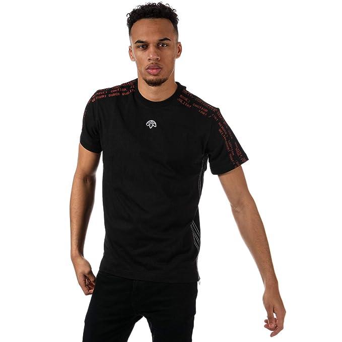 adidas Originals - Camiseta - para Hombre Negro Negro (XX-Small