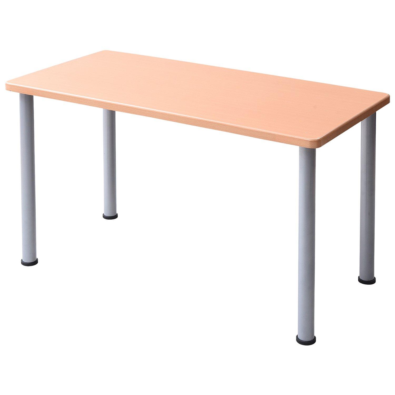 山善(YAMAZEN) フリーテーブル(120×60)お得なセット AMDT-1260&AMDL-70 ナチュラル B00BHRJLXW