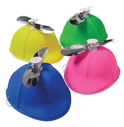 e9ce60dde843e Amazon.com  US TOY GROUP LLC Propeller Beanies (1-Pack of 12)  Toys ...
