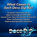 Hydrographics Film Kit - Hydro Dipping - Deco Dip