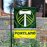 WinCraft Portland Timbers Double Sided Garden Flag