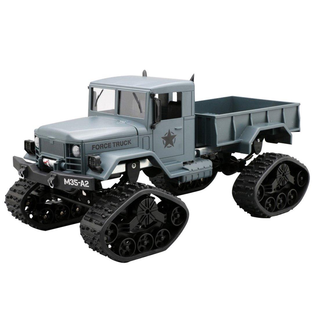 YAHAMA LKW RC Ferngesteuert 2,4 GHz Militärfahrzeuge RC Fahrzeuge Kinder ab 3