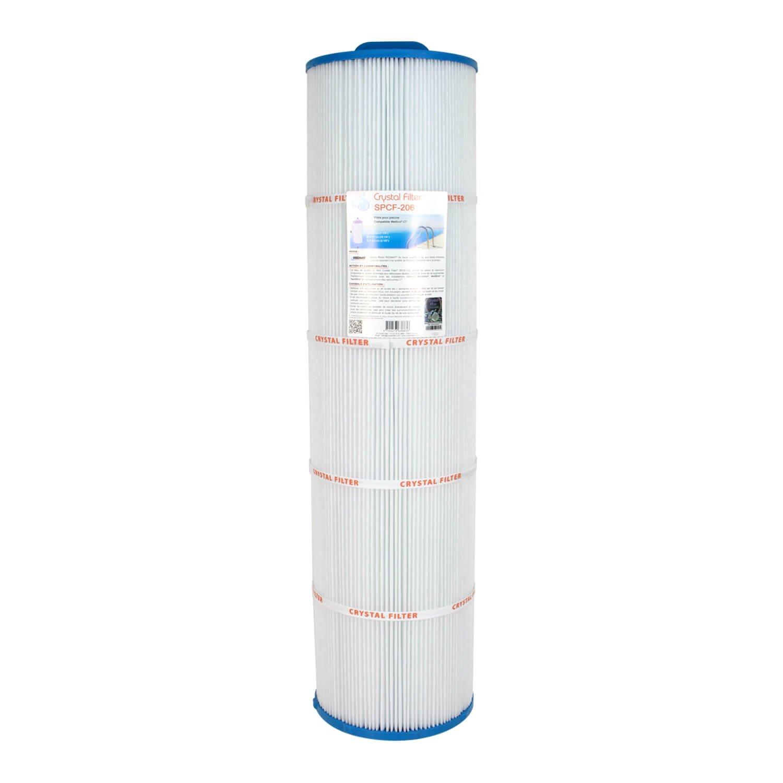 Crystal Filter Filtre SPCF-206 Compatible Weltico/® C7