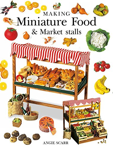 making miniature food - 8