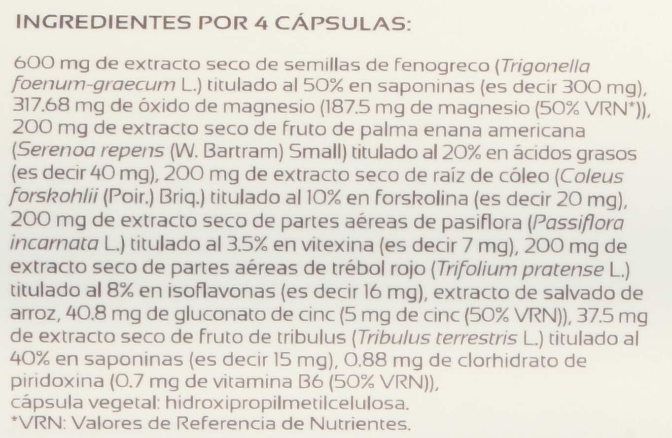 PRECURSOR TST * 120 cápsulas * Energia (fatiga), Equilibrio emocional, Inmunitario (estimulación de defensas naturales), Peso (equilibrio ...