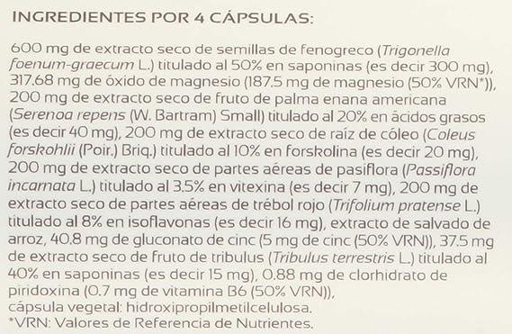 PRECURSOR TST * 120 cápsulas * Energia (fatiga), Equilibrio ...
