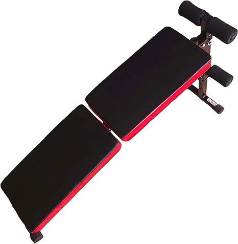 Boudech Panca Crunch Fitness per Addominali Palestra Pesi Allenamento Regolabile Pieghevole *PANCAPIEGHEVOLE*