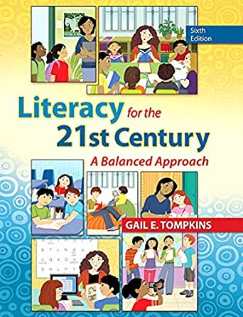 Amazon.com: Literacy for the 21st Century: A Balanced Approach ...