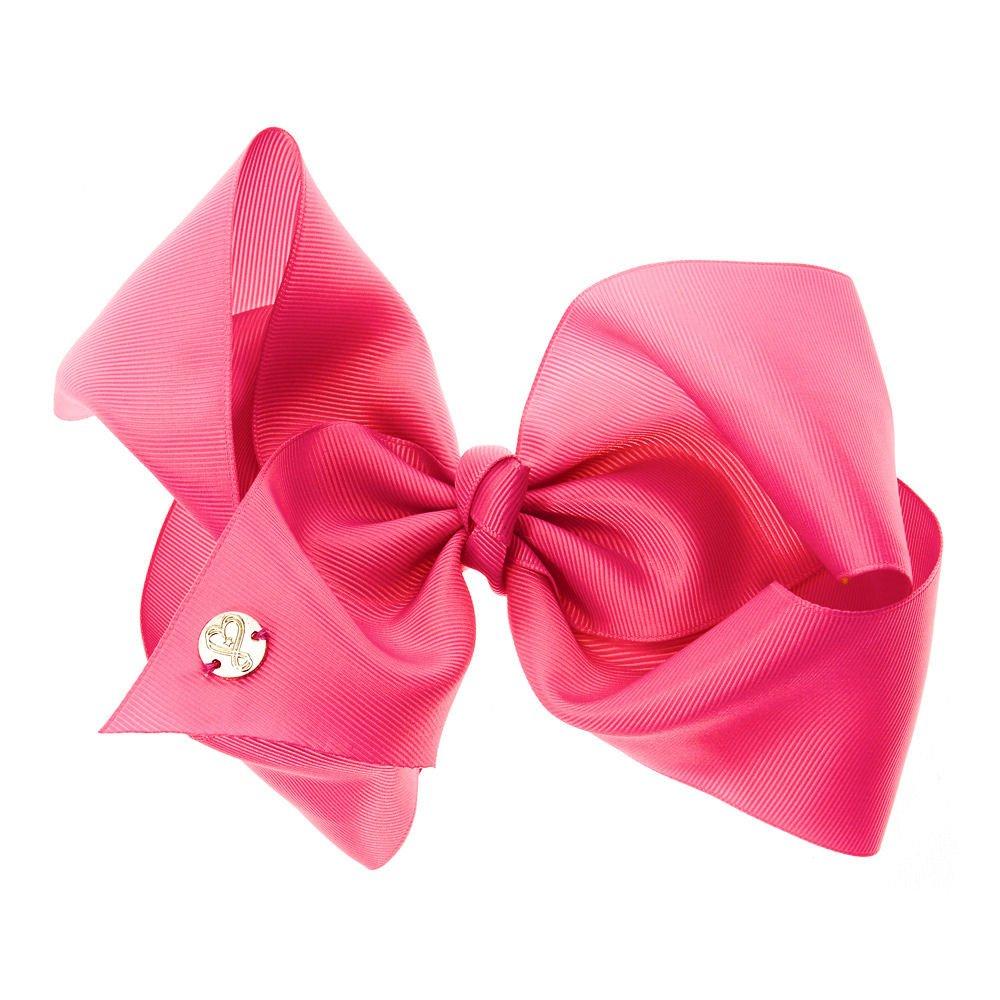 JoJo Siwa Large Cheer Hair Bow (Pink #1) HER Accessories