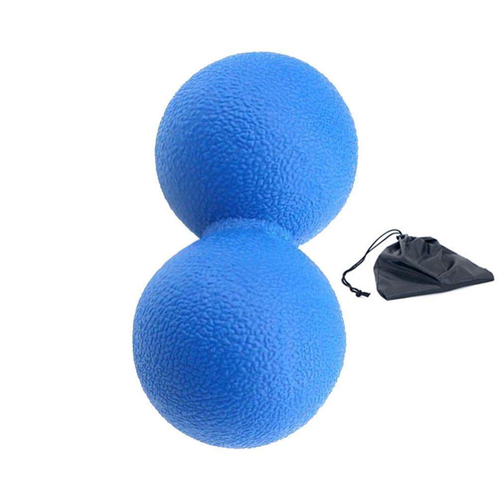 AZX Pelota Double de Masaje, Bola de Masaje para Fitness y ...