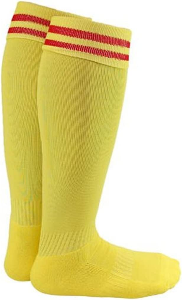 Kids//Youth Sport Socks Knee Length for Baseball//Soccer//Football