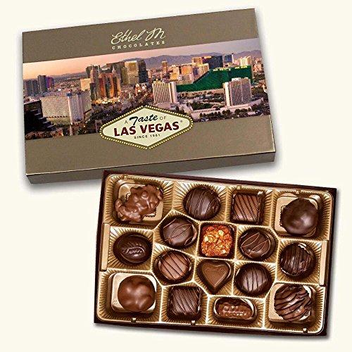 Ethel M Chocolates Taste of Las Vegas Collection 32 piece