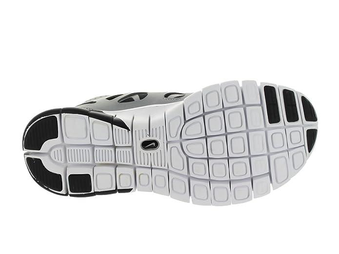 info for faf0e eed1d Nike Women s Free Run 2 SNKRBT Prm Black Black Mtllc Silver White Running  Shoe 9.5 Women US  Amazon.ca  Shoes   Handbags