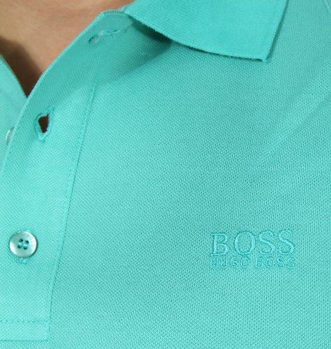 Hugo Boss Herren Poloshirts kurzarm Grün 50182831