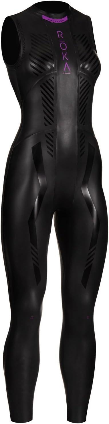 ROKA Maverick Comp II Sleeveless Women's Wetsuit