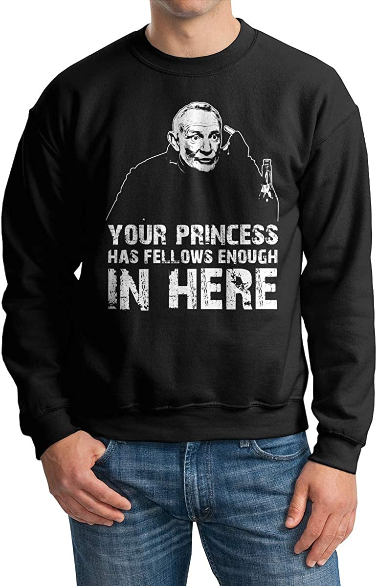 Your Princess Has Fellows Enough in Here T-Shirt