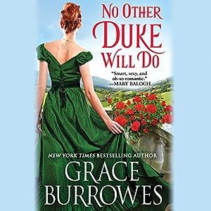 No Other Duke Will Do Audiobook
