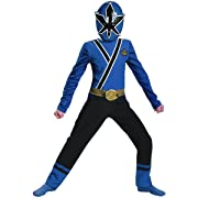 Disguise Blue Ranger Samurai Classic