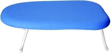 Prodmaison Petite Table A Repasser Gain De Place Malin Bleue