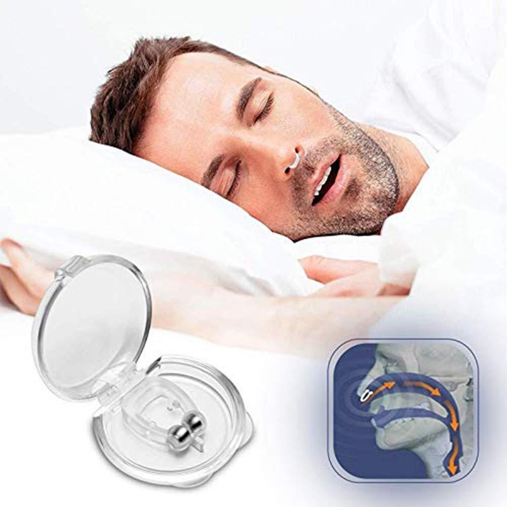 Nasal DejarDe Roncar Dilatador Nasal para Dormir Dispositivos Anti ...