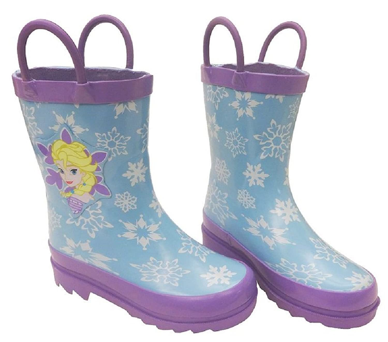 Disneys Frozen Snowflake Boots Girls Image 2