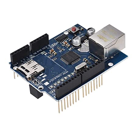 PKA W5100 - Placa de expansión UNO Ethernet con Ranura para ...
