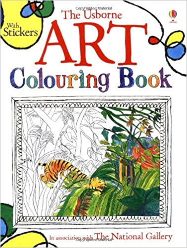 art colouring book colouring books rosie dickins 9781409523055 amazoncom books