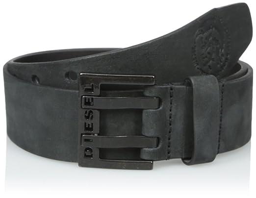 DIESEL - - Homme - Ceinture Noire Bit pour homme  Amazon.fr  Vêtements et  accessoires aabcdf9b9b1