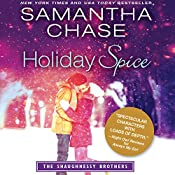 Holiday Spice: The Shaughnessy Brothers | Samantha Chase
