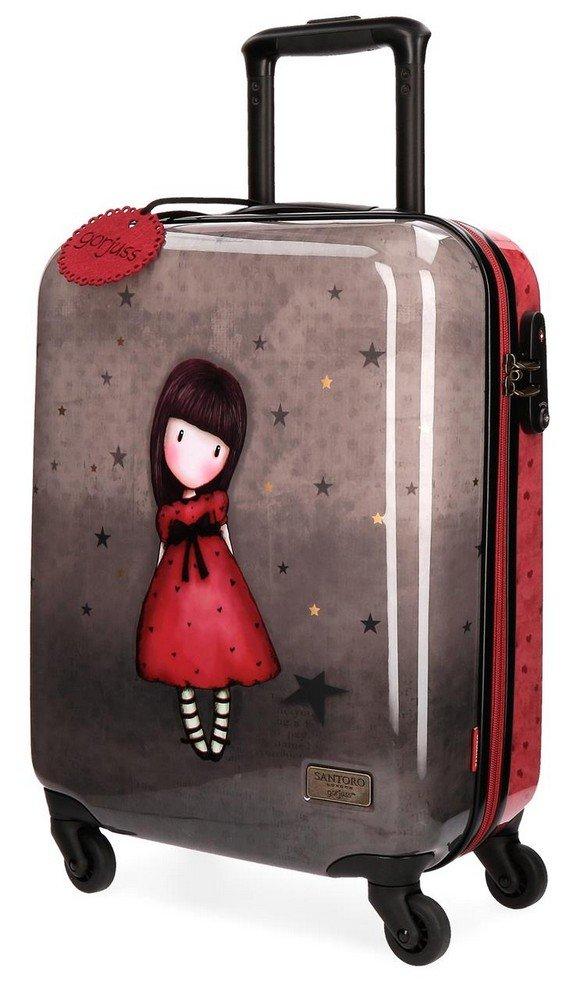 The Black Star Bagage Cabine, 55 cm, 33 liters, Multicolore (Multicolor) 3191461