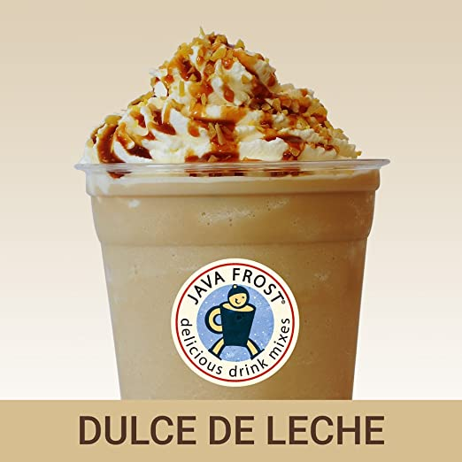 Amazon.com : Dulce de Leche Drink Mix - (Caramel Cream) 3lb Bag : Grocery & Gourmet Food