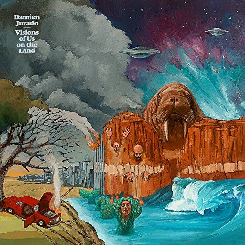CD : Damien Jurado - Visions Of Us On The Land (CD)