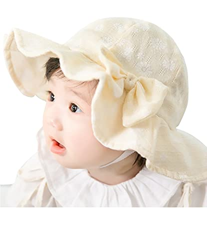 Amazon.com  Sumolux Toddlers Baby Girls Cute Floral Bowknot Mesh ... 8b44891004e